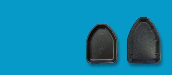 Nouveau : barquettes noires