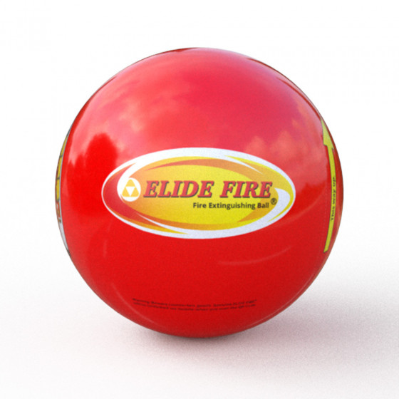 Elide Fire® extinguishing ball