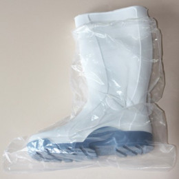 Disposable overboots - case of 500 units