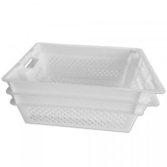 Caisse plastique alimentaire 642 FF