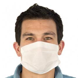 Masque jetable 2 plis - boite de 100