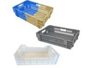 Dead poultry plastic crates