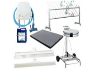 Cleaning and sanitation accessories